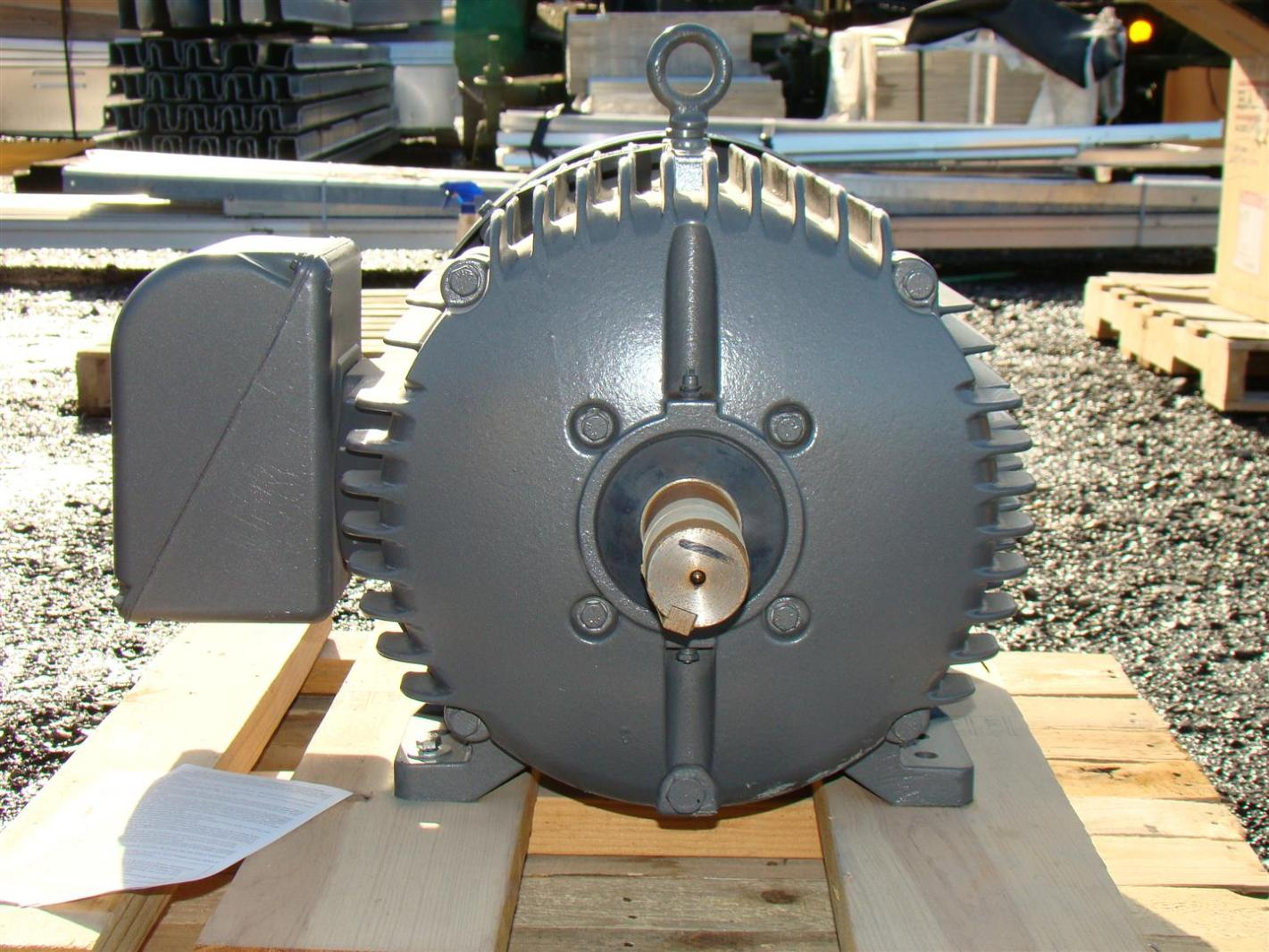Electric motors drives joseph fazzio incorporated Baldor industrial motor pump