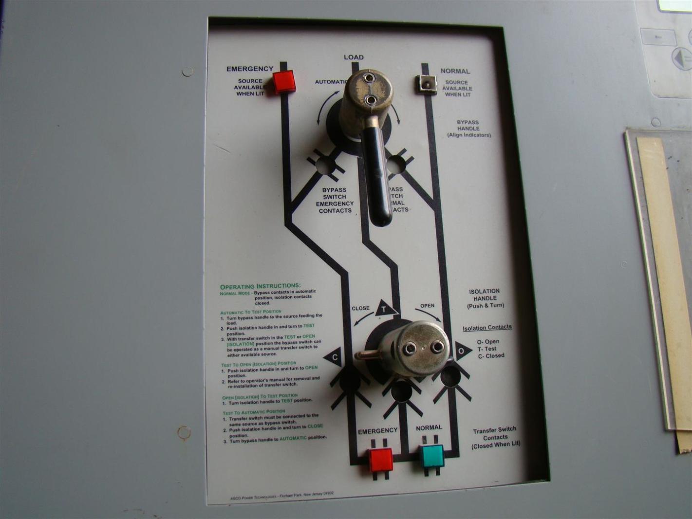 Generac Automatic Transfer Switch Wiring Diagram Merzienet ...
