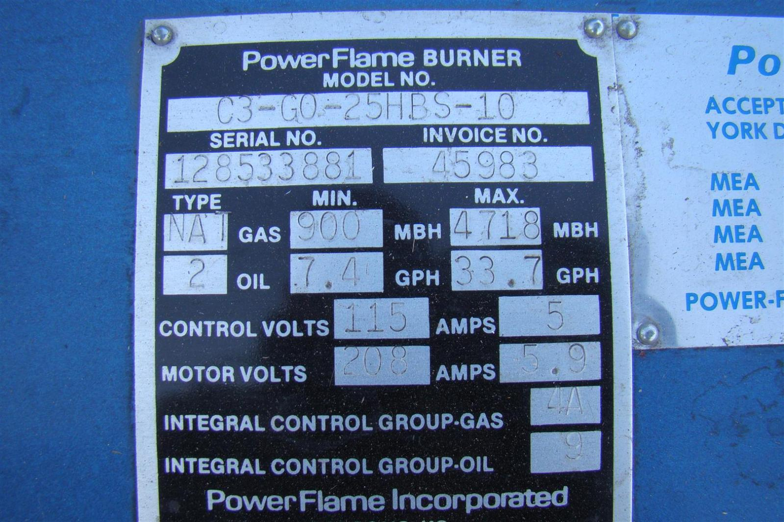 Power Flame Wiring Diagram - Diagram Schematic