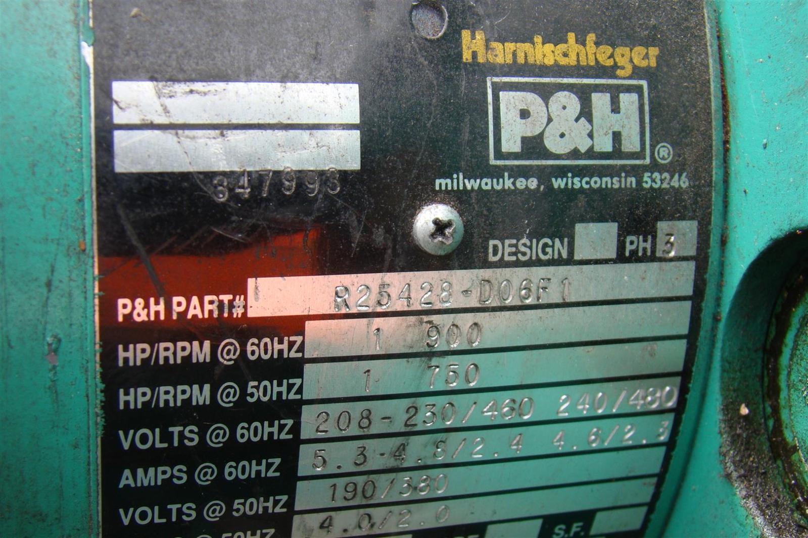 P H Crane Wiring Diagram Experts Of Hoist Morris Electric Chain S3 Hoists High Rh Bungaairmatapengantinantigononflavescensseger 110 Power