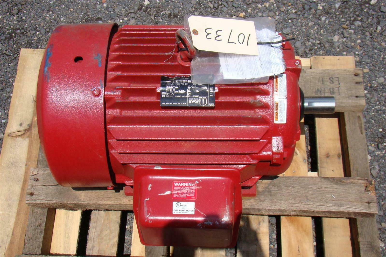 Marathon electric motor 30hp 415v 22 4kw hp30 hz50 for Marathon electric motors model numbers