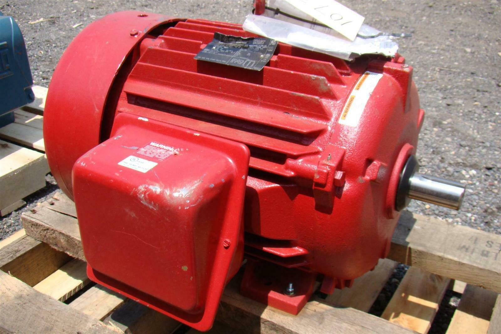 Marathon Electric Motor 30hp 415v 22 4kw Hp30 Hz50