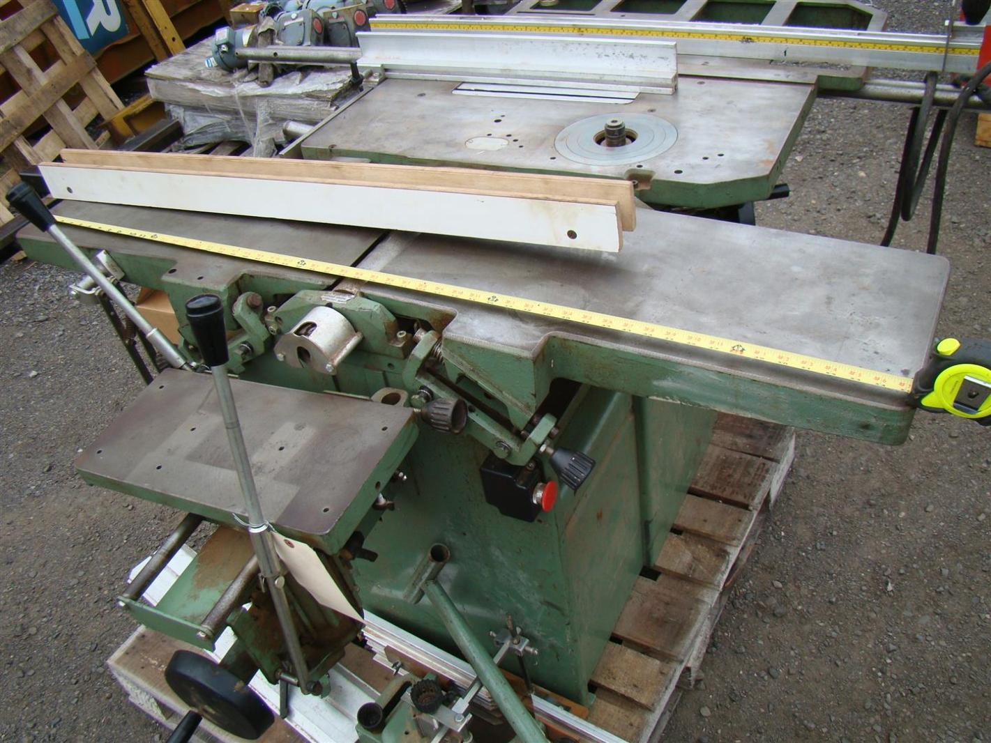 +Woodworking+Machines Laguna Robland X31 Combination Woodworking ...