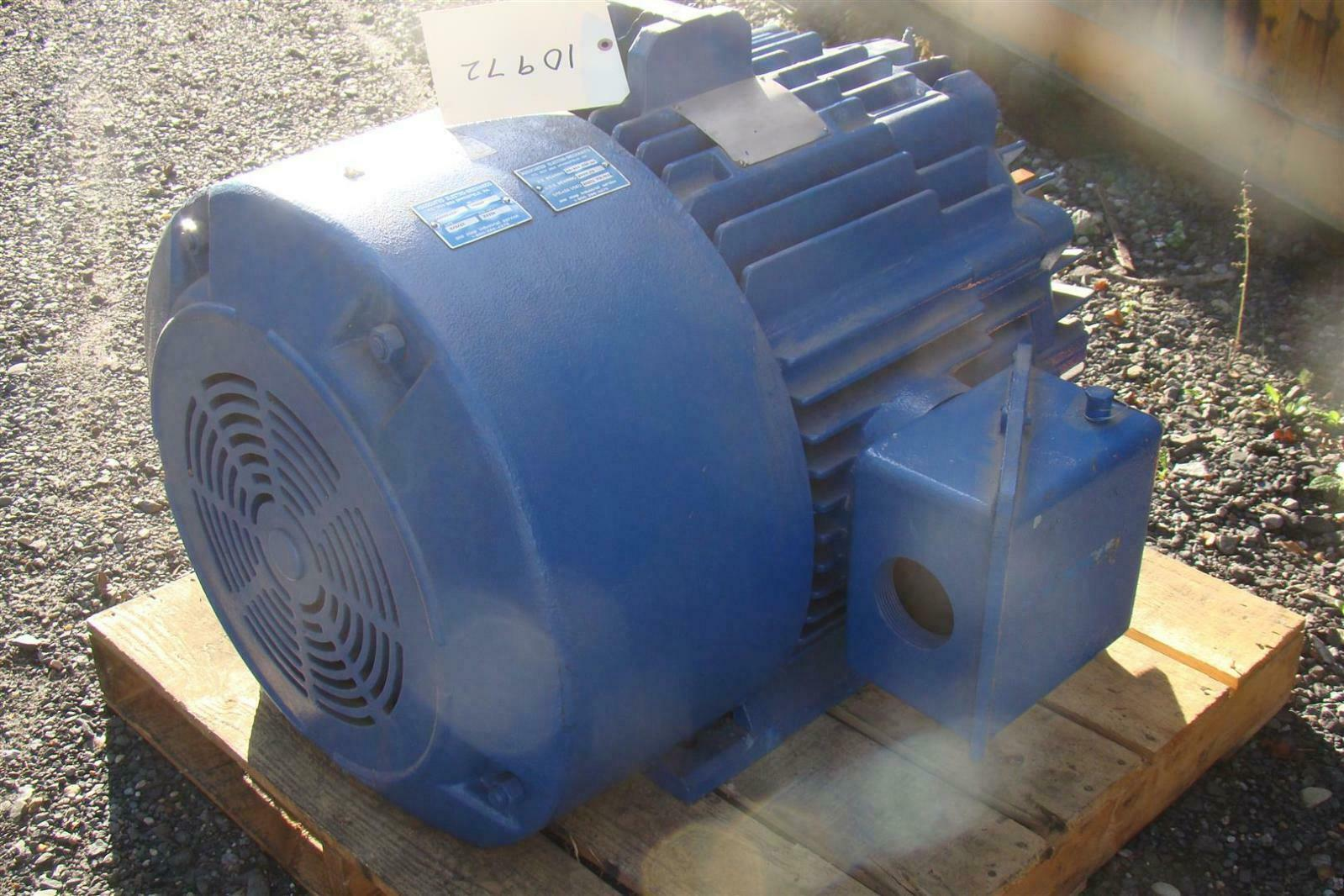 Marathon Electric Motor 200hp 1780 Rpm 460v Eva