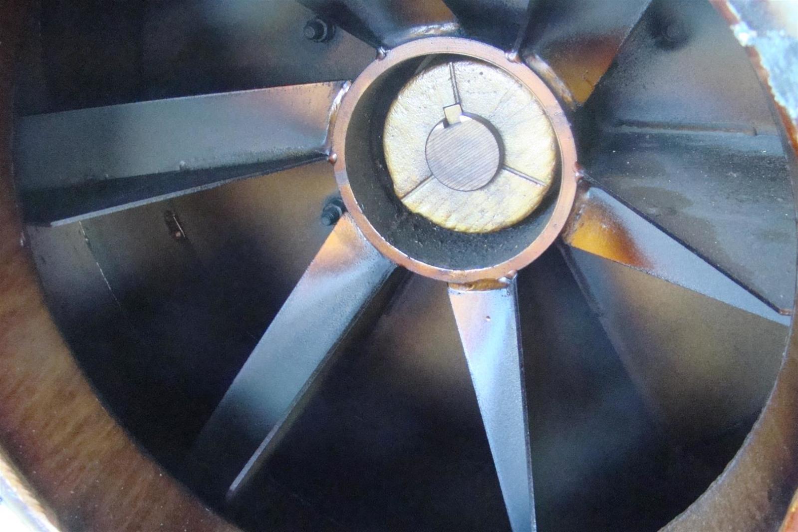 Hydraulic Blower Fans : Cincinnati fan industrial blower hp amps