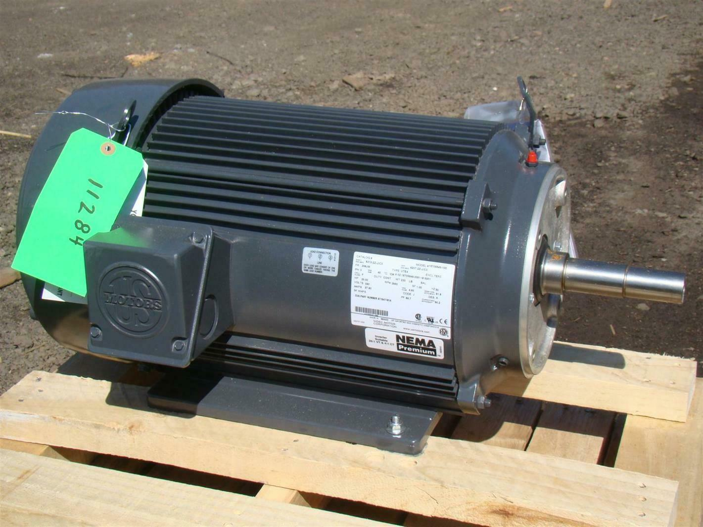 Nidec 3 phase induction motor 28 images us motors 20 hp for Diffee motor cars south