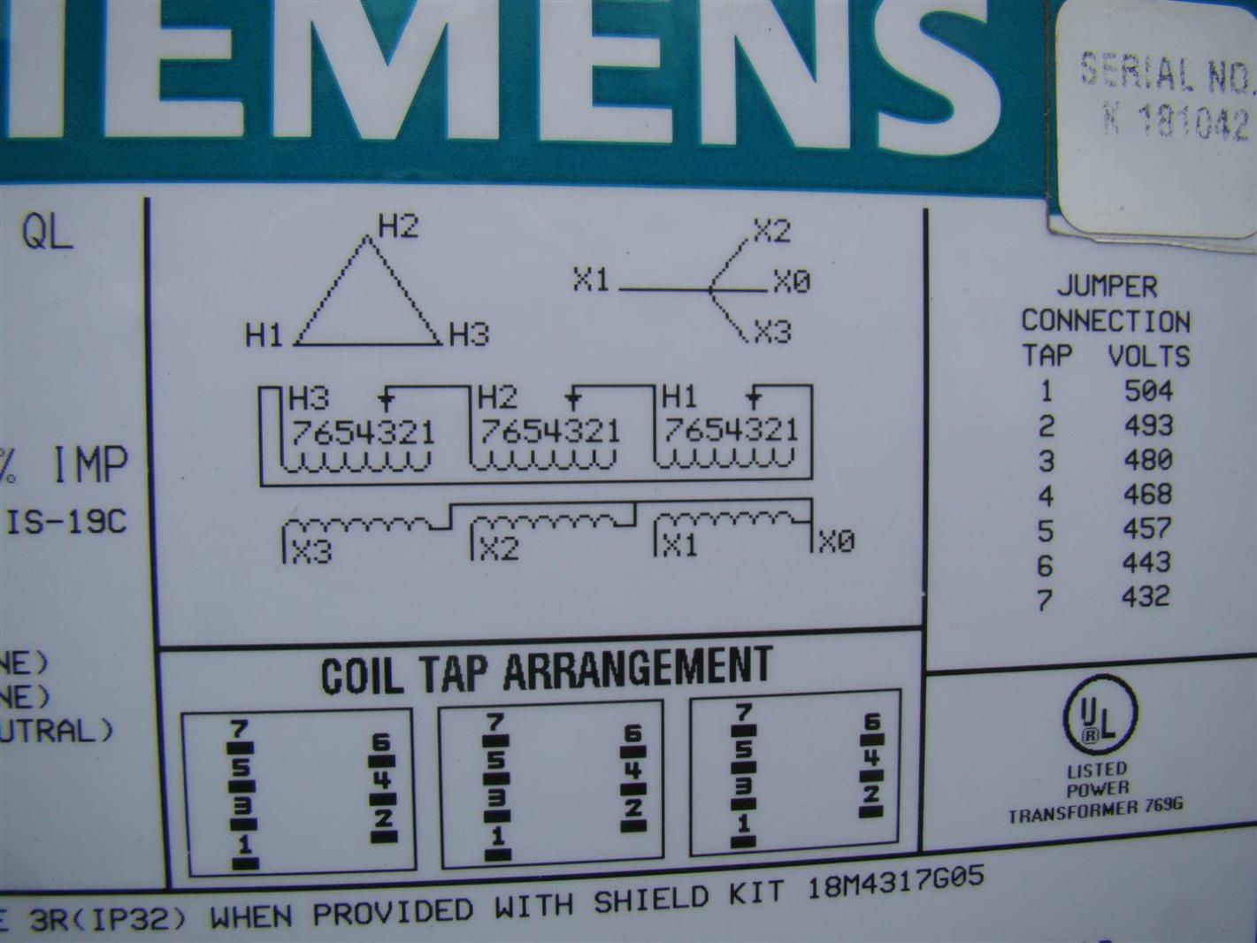 Wiring Diagram Also 480 To 240 Volt 3 Phase Transformer Wiring Diagram