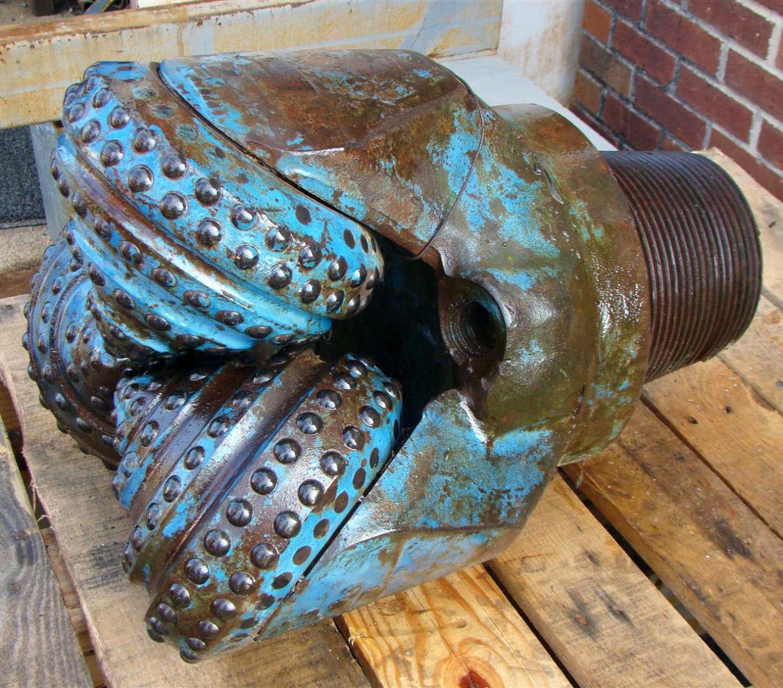 14 Quot Tricone Tci Roller Cone Drilling Bit Button Ebay