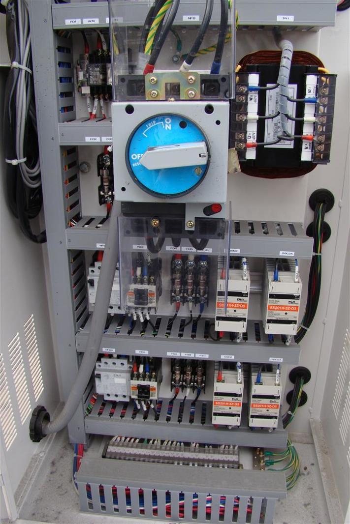 Kawata Mold Temperate Controller, 480v, 60Hz, 3 Phase, 28.8kVA TWMD ...