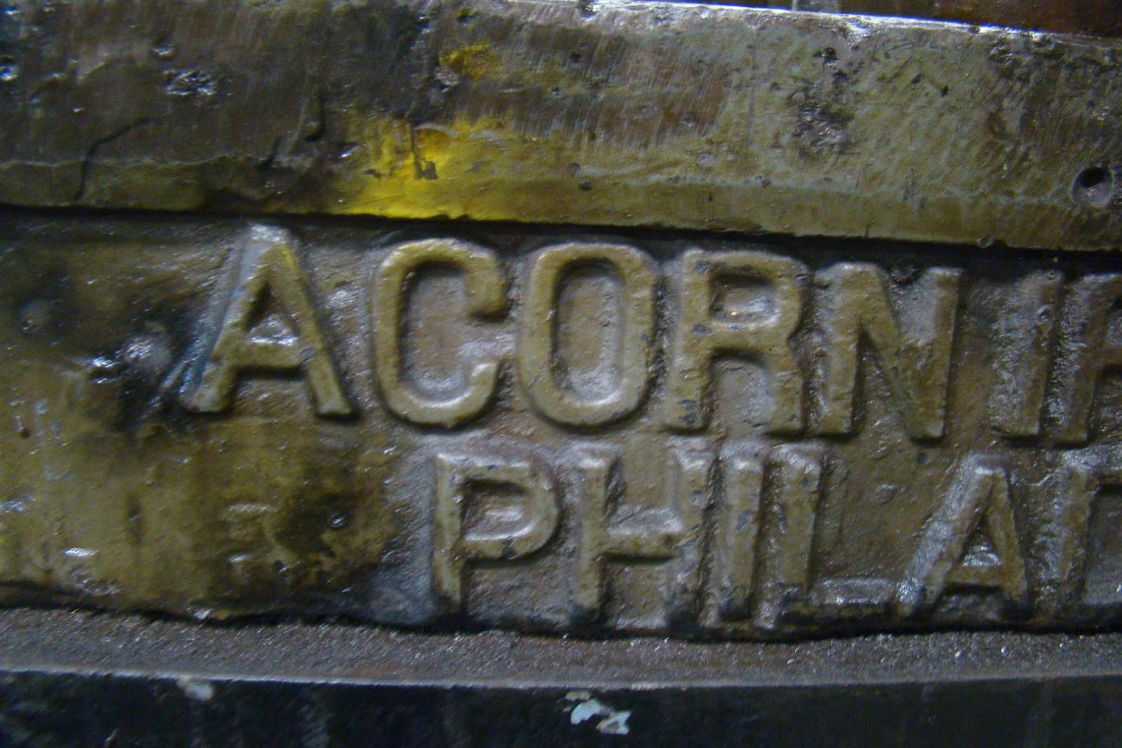 Acorn Welding Platen Layout Table 60 Quot X 30 Quot Custom Stand