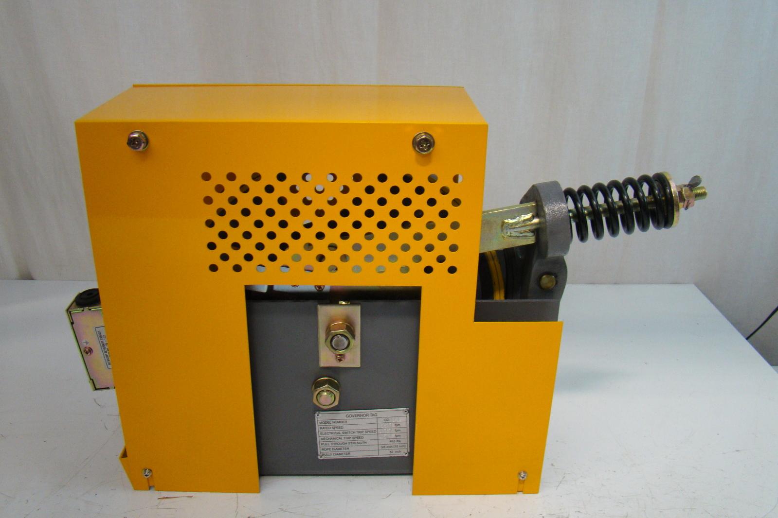 Elevator Safety System Governor Switch 230v Gd