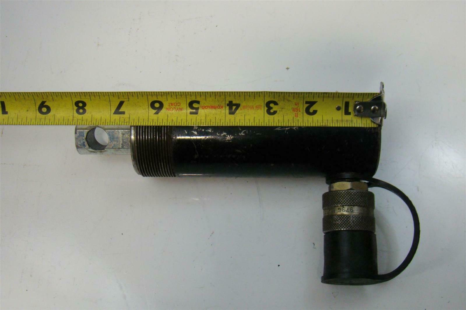 Spx Power Team Hydraulic Cylinder 10 000 Psi Max 9796 Ebay
