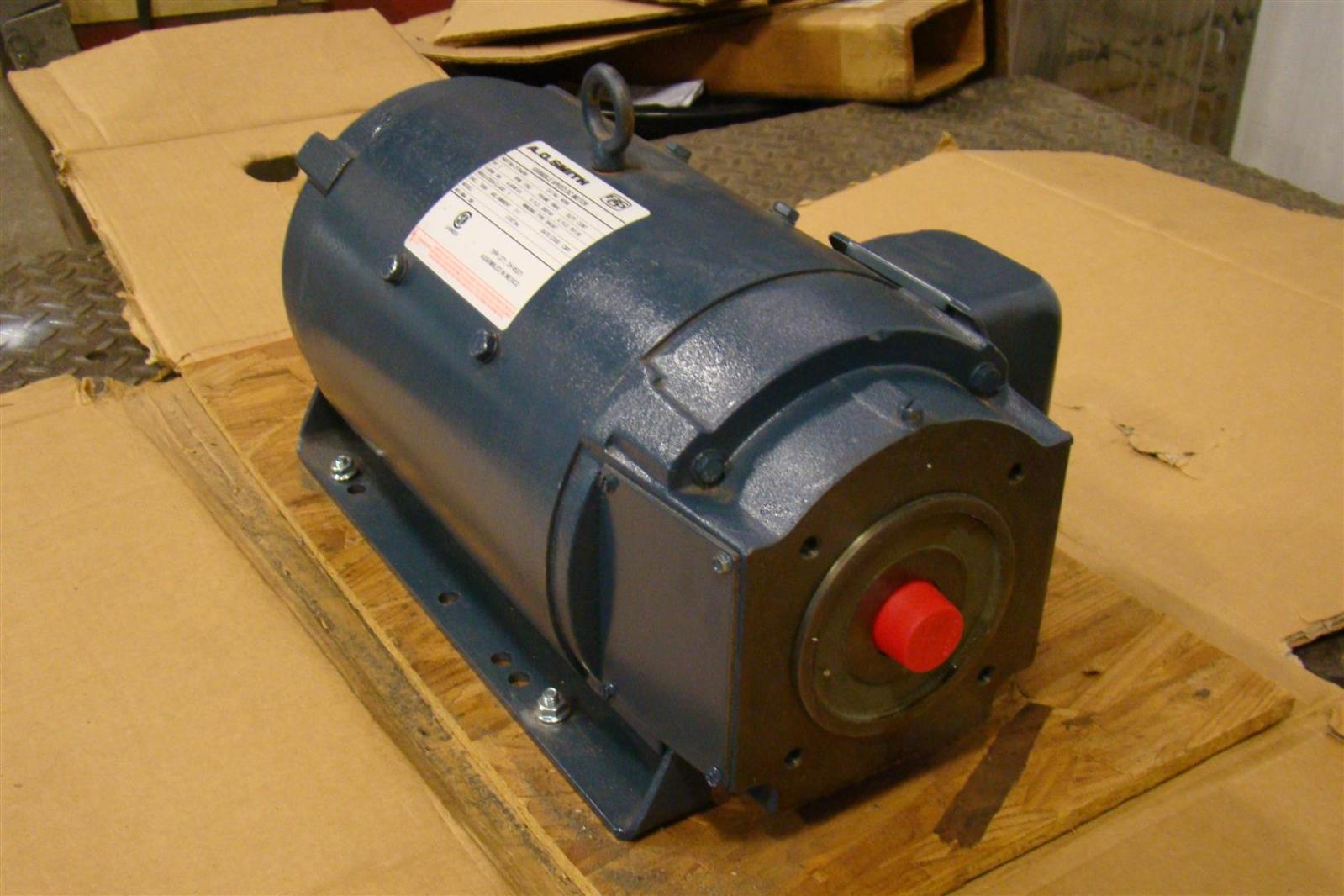 Ao Smith Corporation Dn Variable Speed Dc Motor 180v