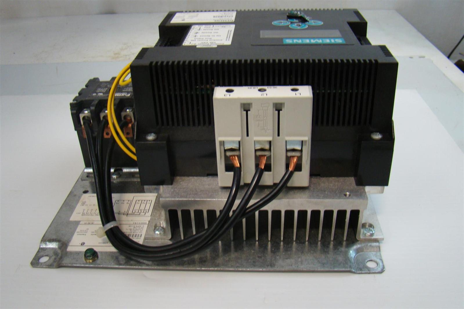 Siemens Elevator Starter Ac Semiconduct Motor Starter 3hp