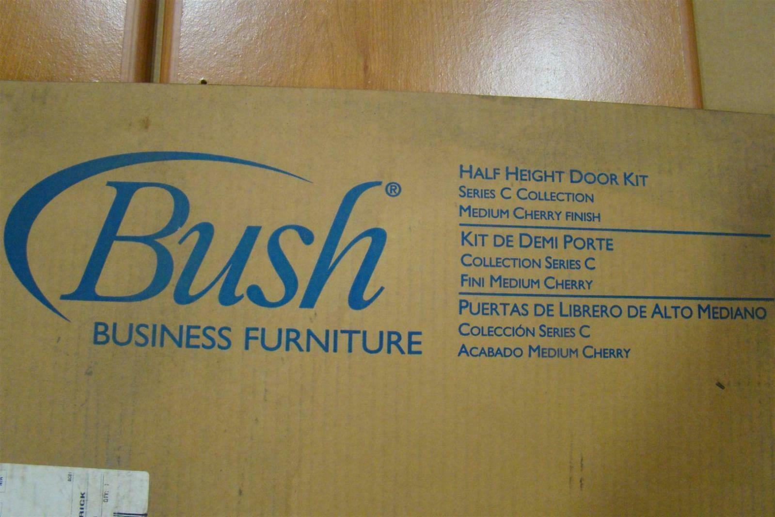 Bush Business Furniture Half Height Door Kit WC