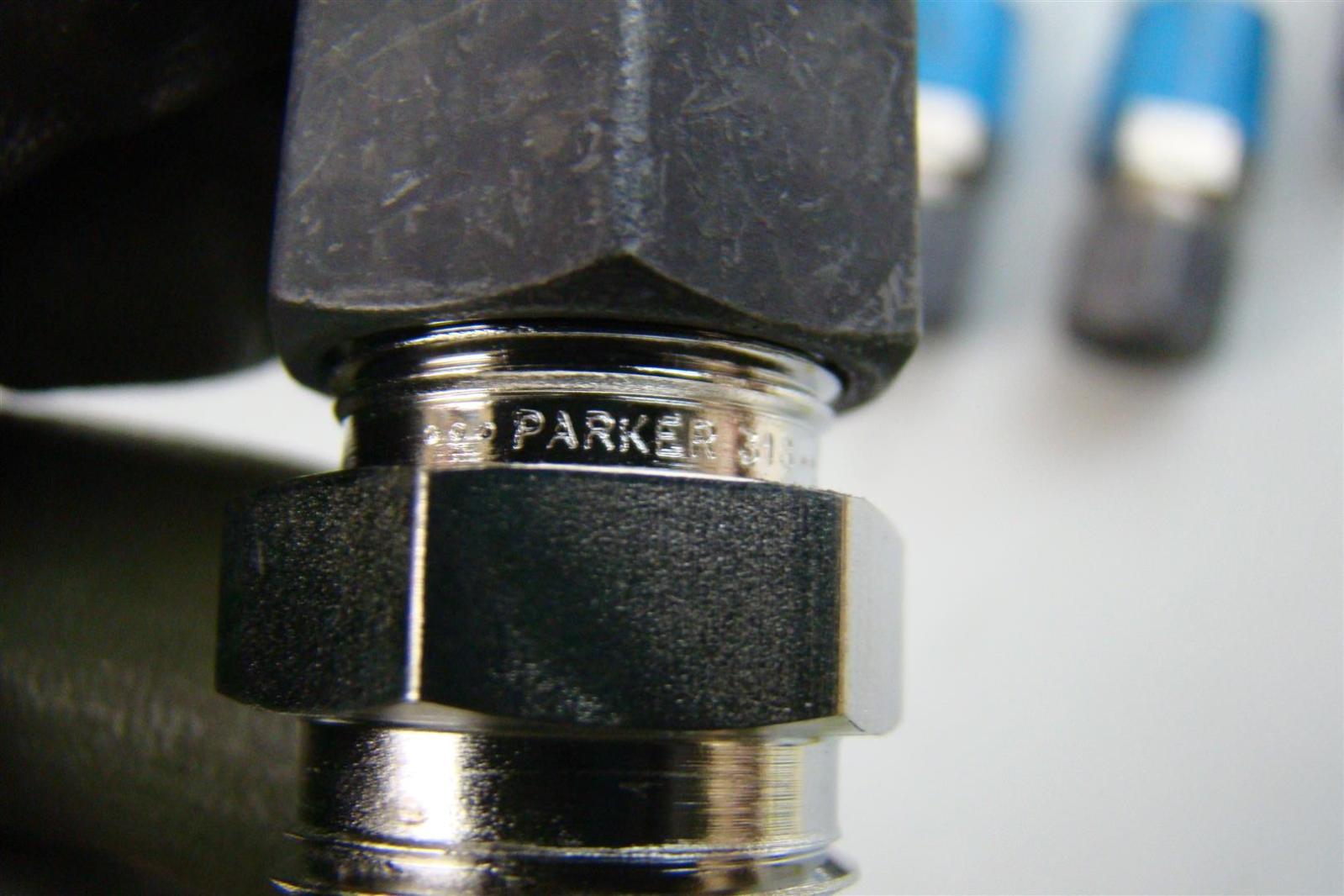 Parker hannifin instrumentation fitting ebay