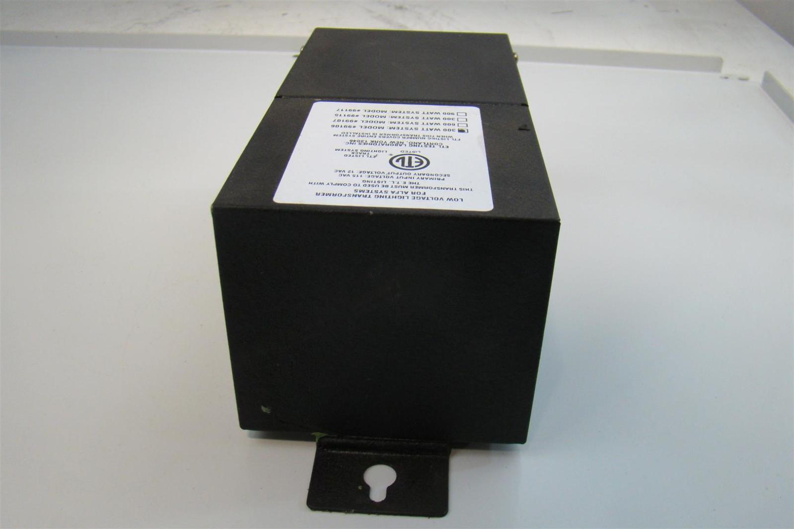 etl low voltage lighting transformer for aslfa system. Black Bedroom Furniture Sets. Home Design Ideas