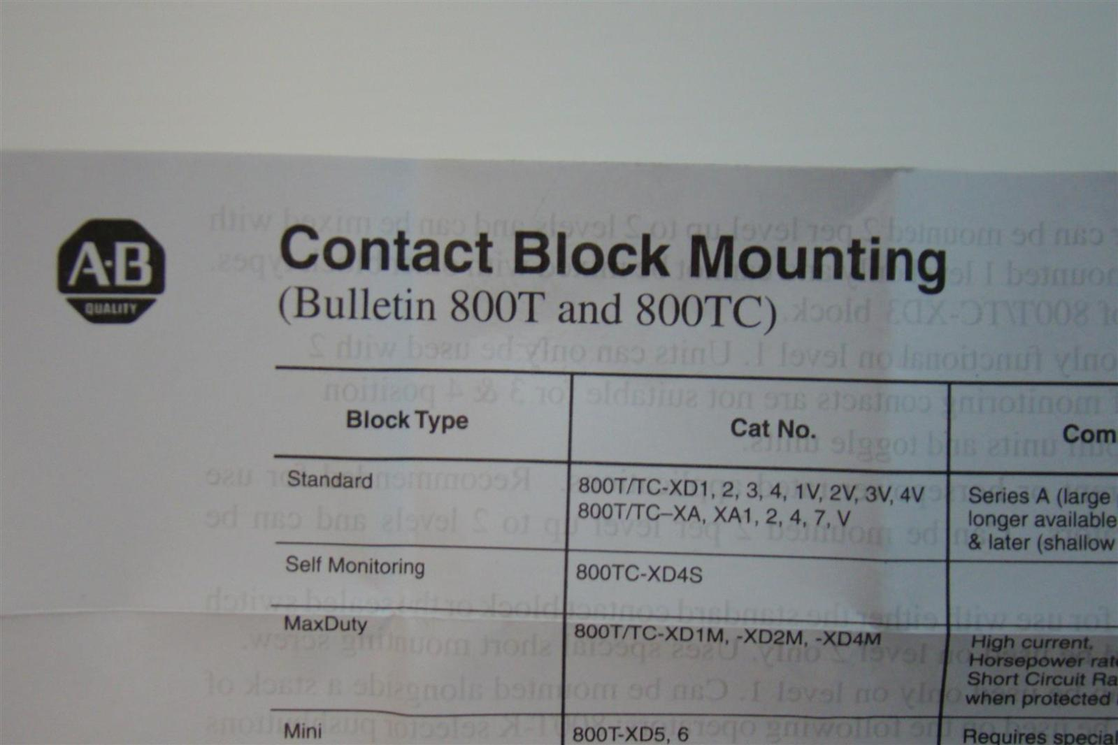 block transfer write allen bradley