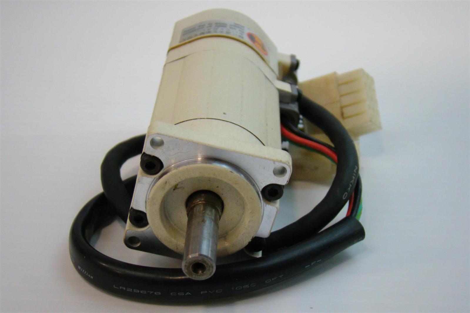 Panasonic Servo Motor 97032164 Msm012a1a Joseph Fazzio