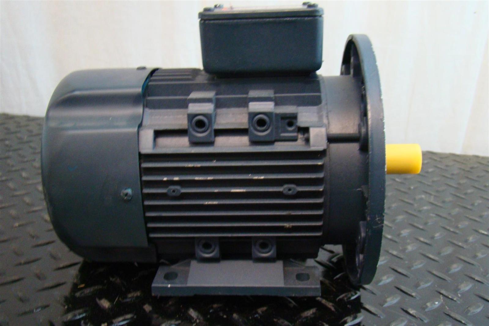 Iec Metric Motor 60hz 1hp 230 460v C80t17fz6c Ebay