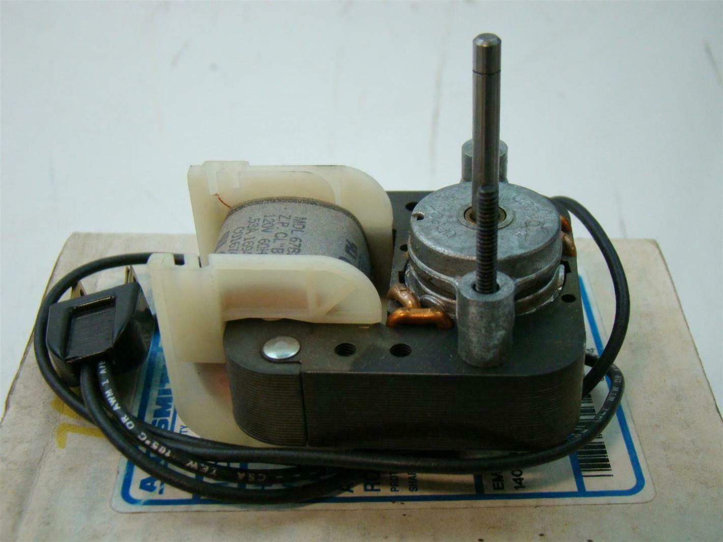 Ao Smith Motor 120v Rpm3000 53amps Hz60 Hh98 Single Phase