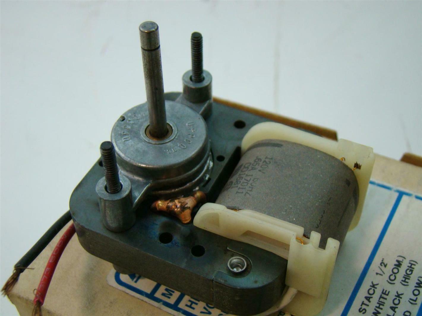 Ao Smith Motor 120v Rpm3000 65amps Hz60 Hh98 Co1681 Ebay