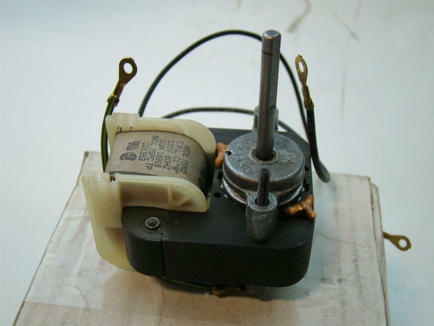 Ao Smith Motor 120v 3000rpm 93amps 60hz Single Phase