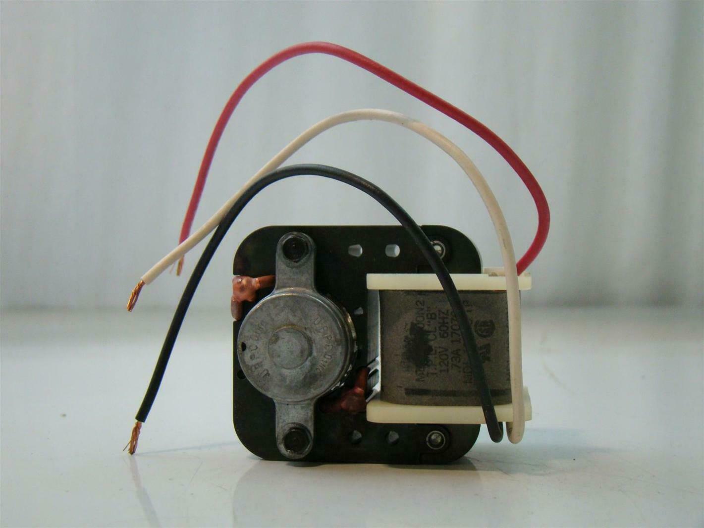 Ao Smith Motor 120v Rpm3000 73amps Single Phase C01682