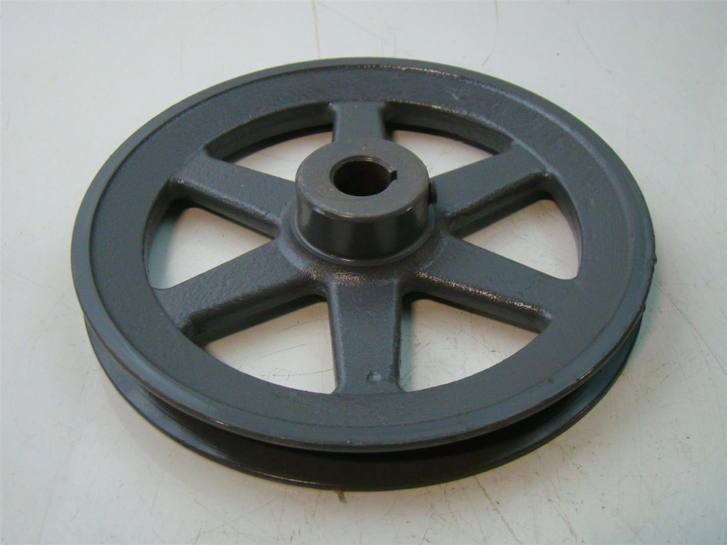 browning 1 grove 8 quot v belt pulley bk80x3 4 joseph fazzio