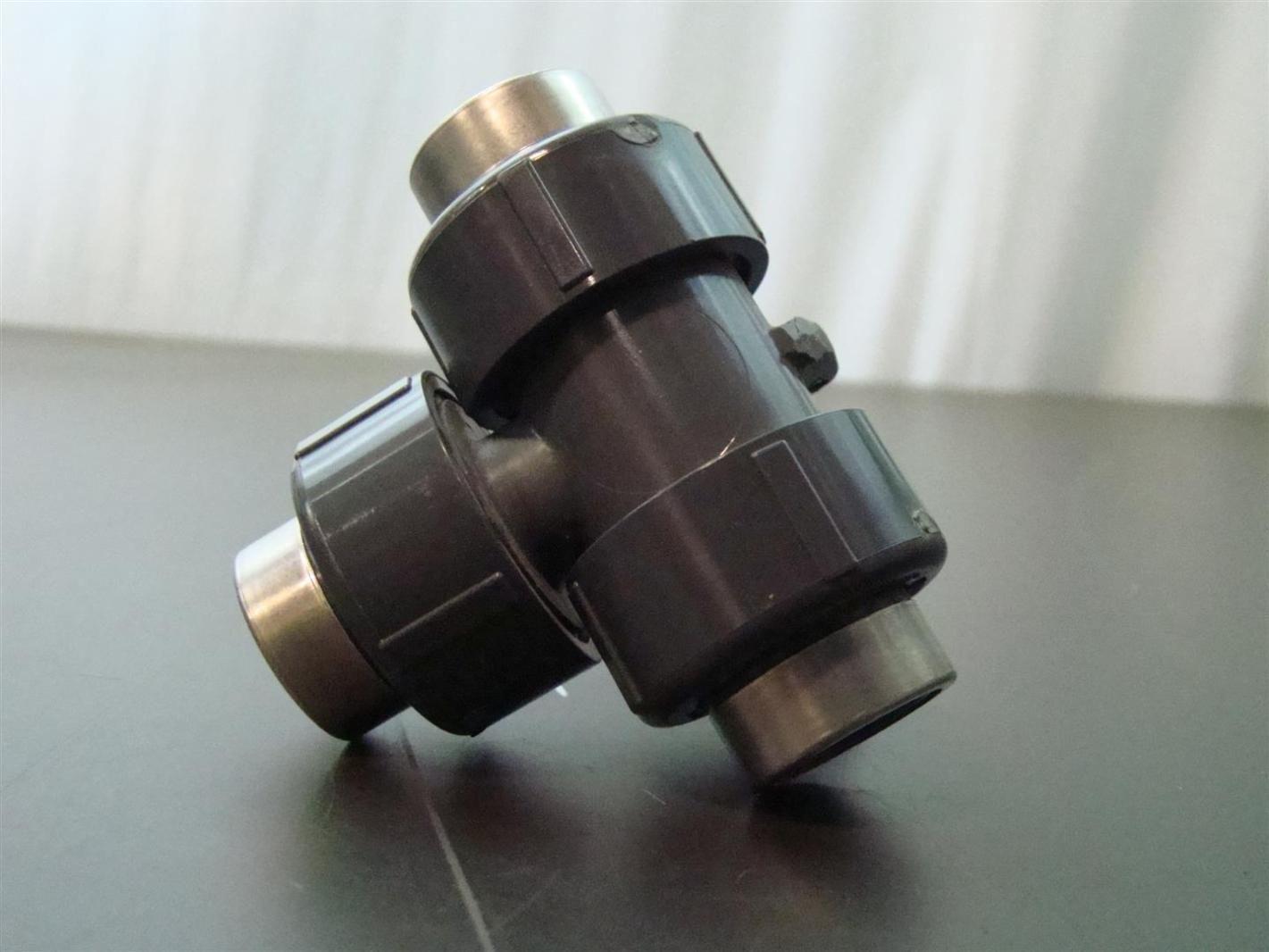 Pvc Water Valve : Spears way pvc ball valve quot psi water degf nsf