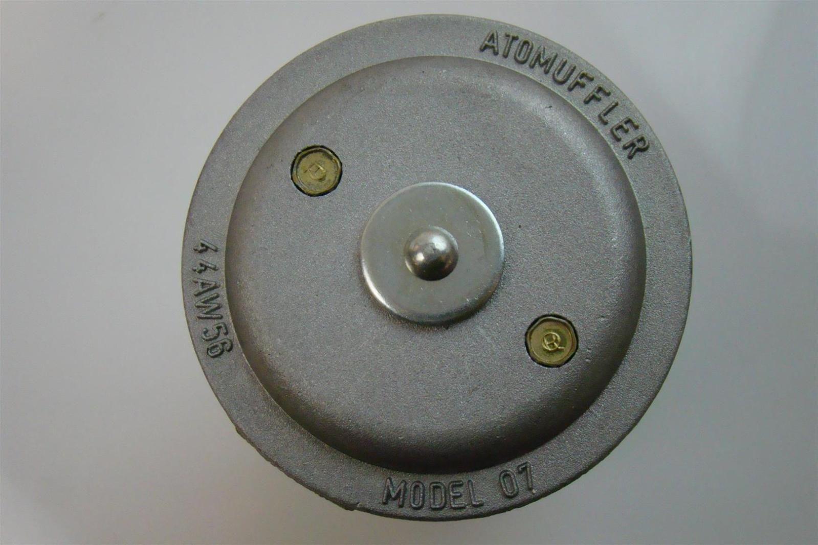 Atomuffler 44aw56 07 Ebay