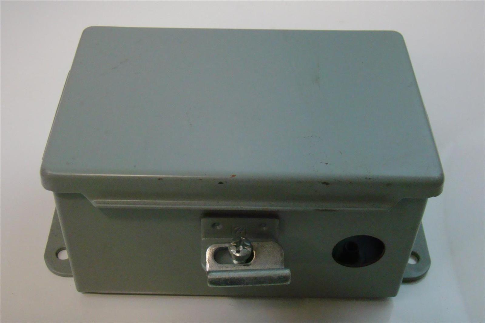 Hoffman Industrial Control Panel Enclosure A 2001 A604ch