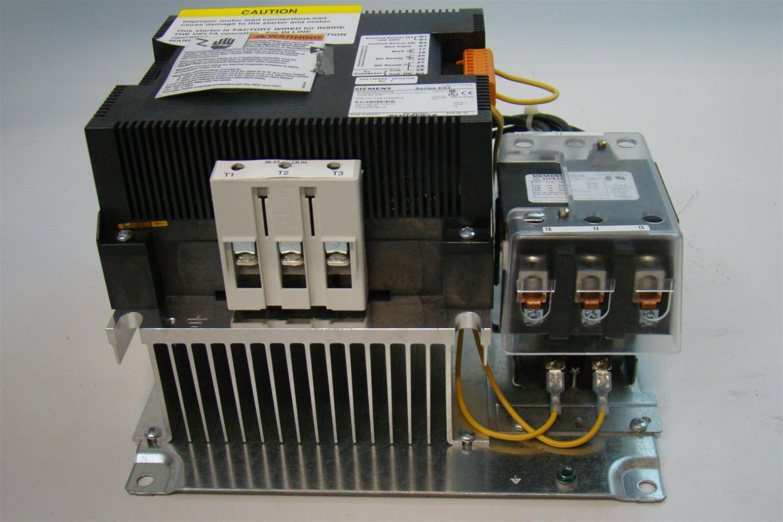 Siemens Elecator Starter Ac Semiconductor Motor Starter
