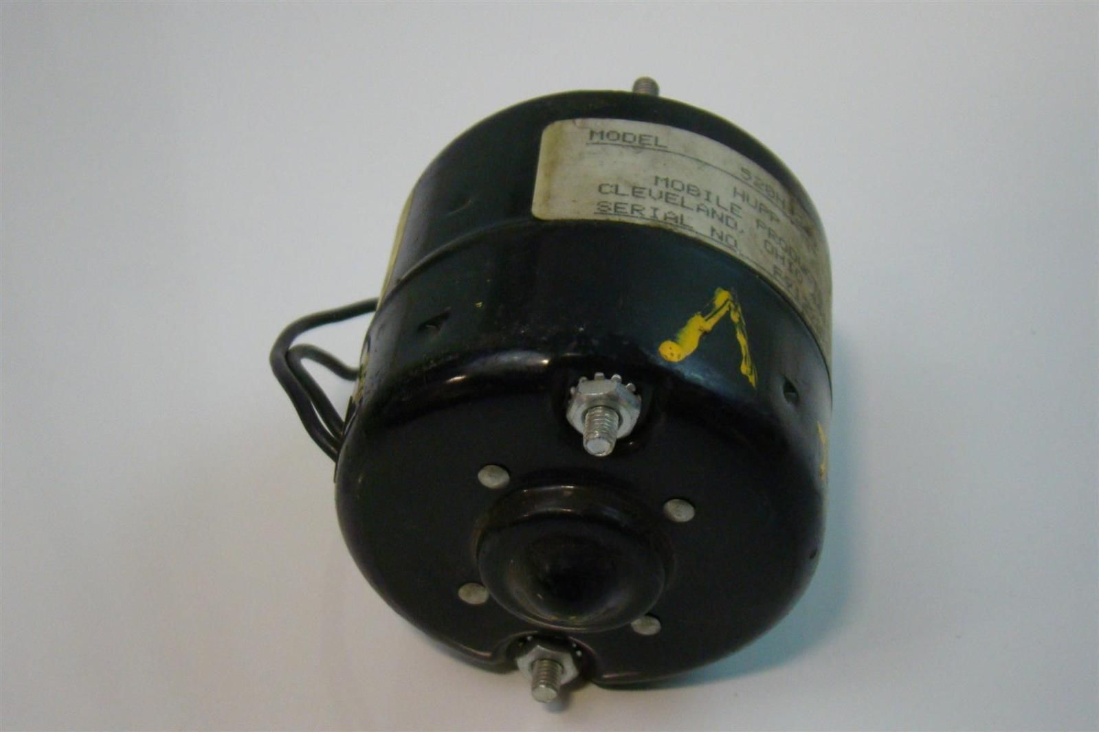 Hupp Mobile Products 24v Blower Motor F9129250 520h424v