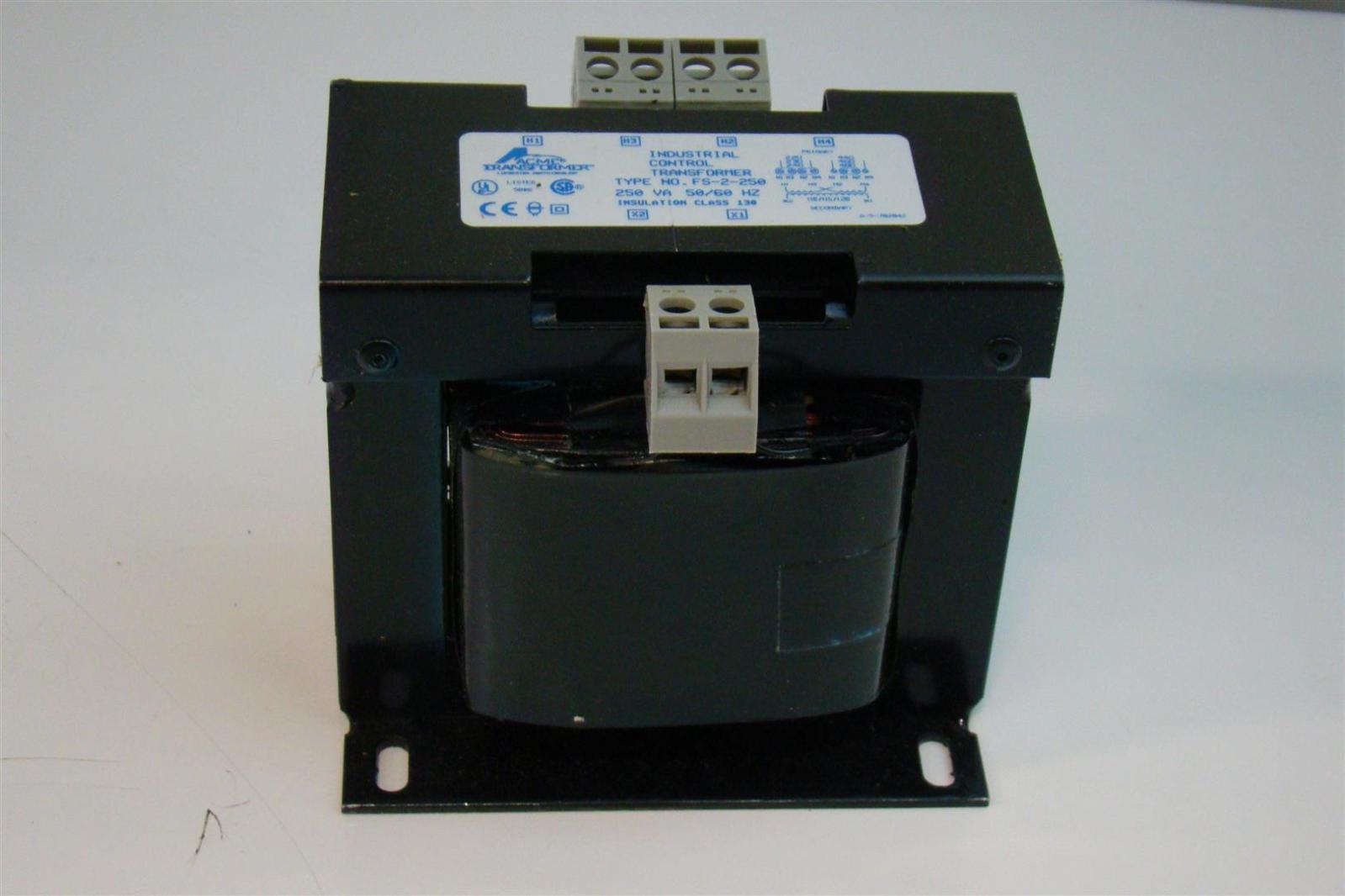 Acme Transformer Finger Guard Industrial Control