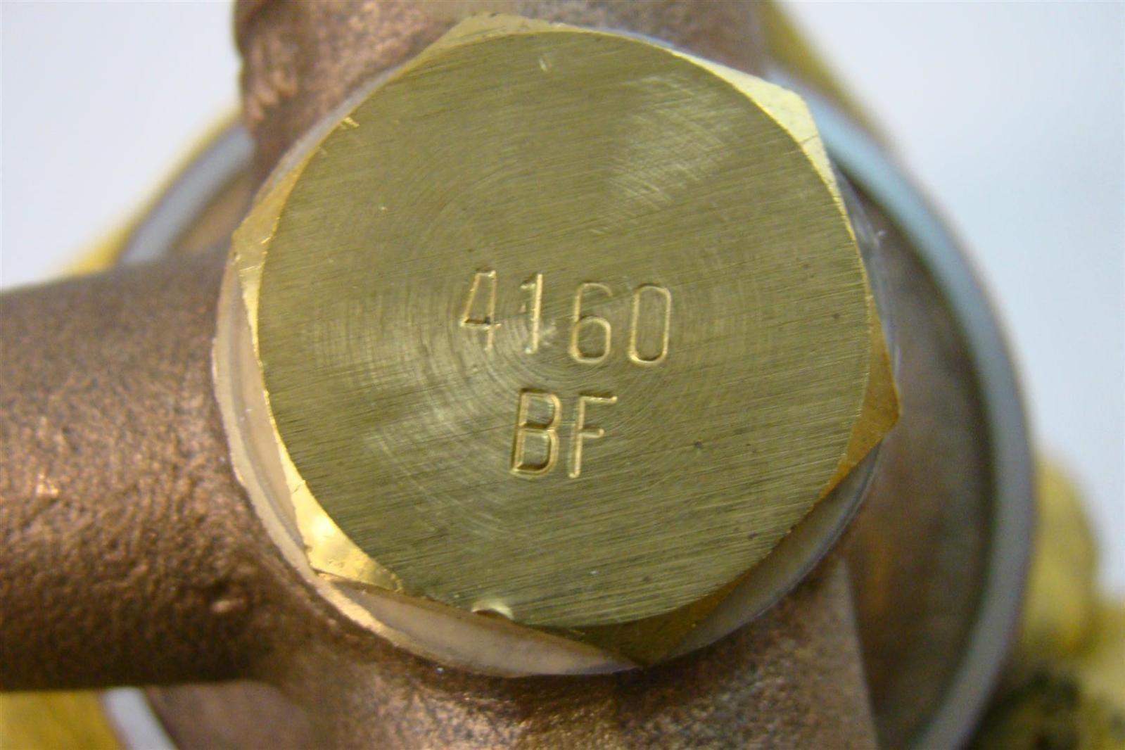 cash acme pressure regulator water air gas bf 10 50 range 4160 0035 joseph. Black Bedroom Furniture Sets. Home Design Ideas