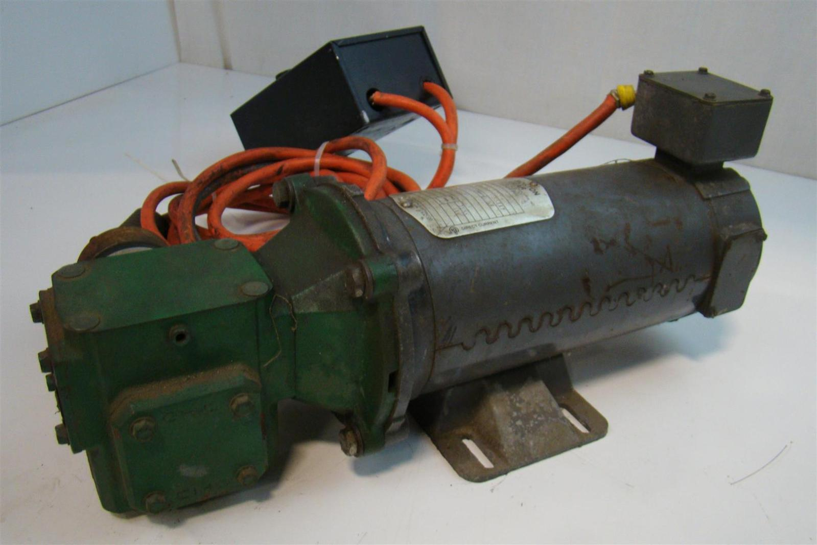 Uniline 2000 Multi Drive Speed Control Boston Gear Motor