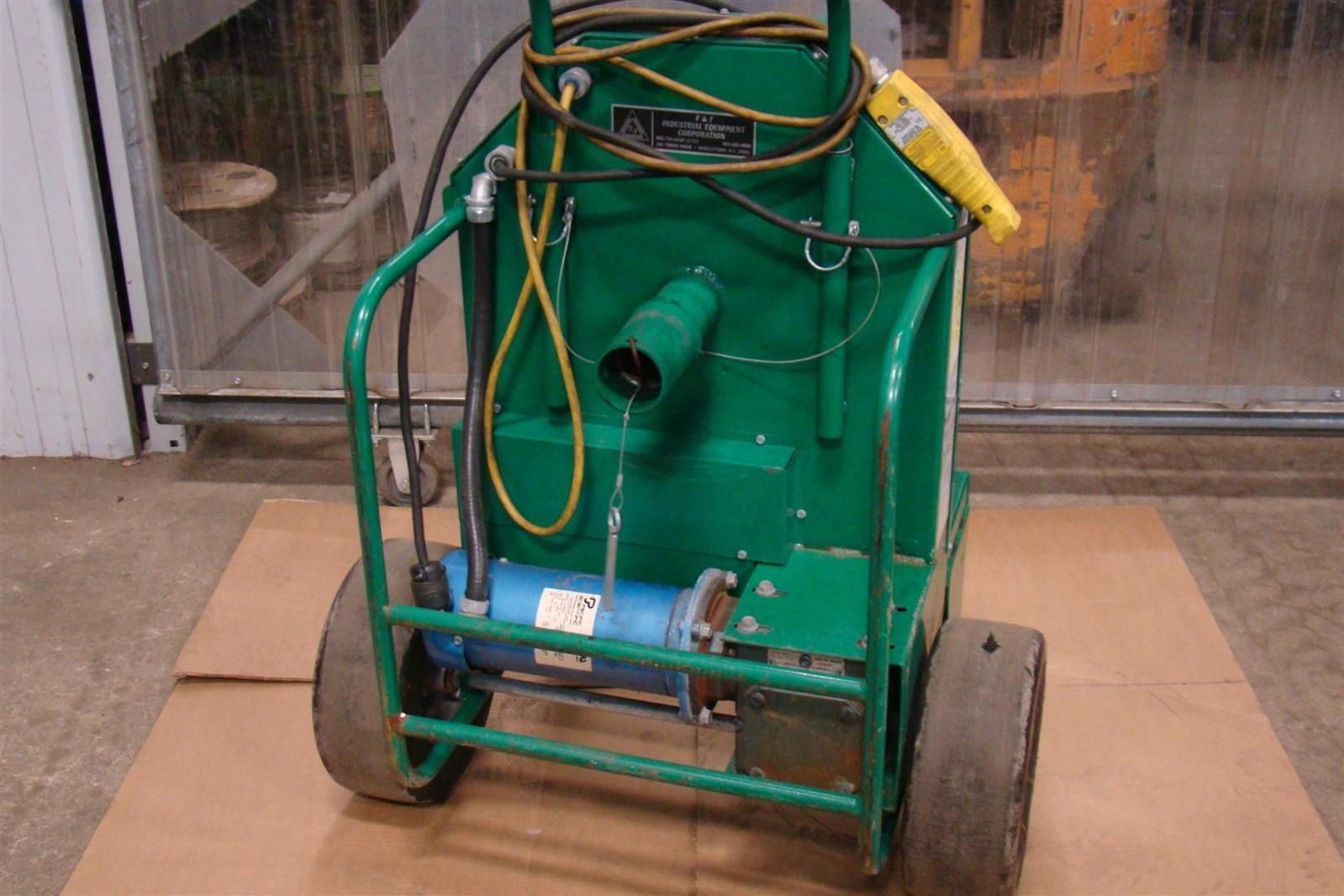 Details about GreenLee 555 Electric Bender Power Unit without Shoes #095F45