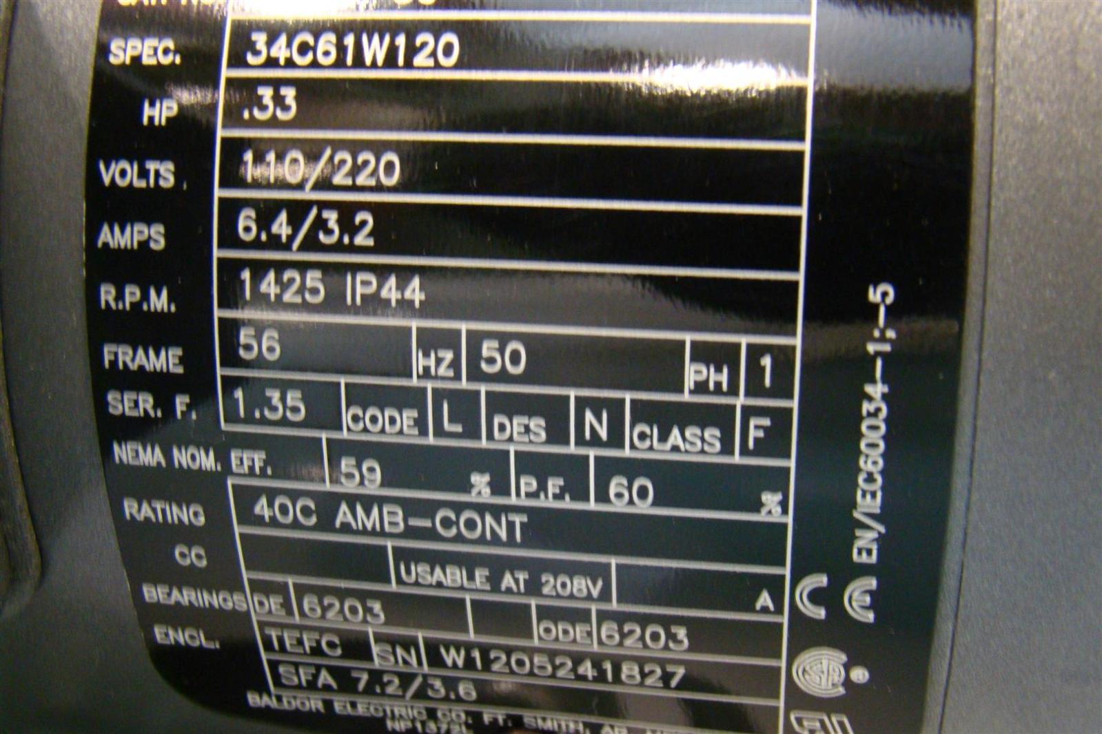 ... 110/220V SI... L3501