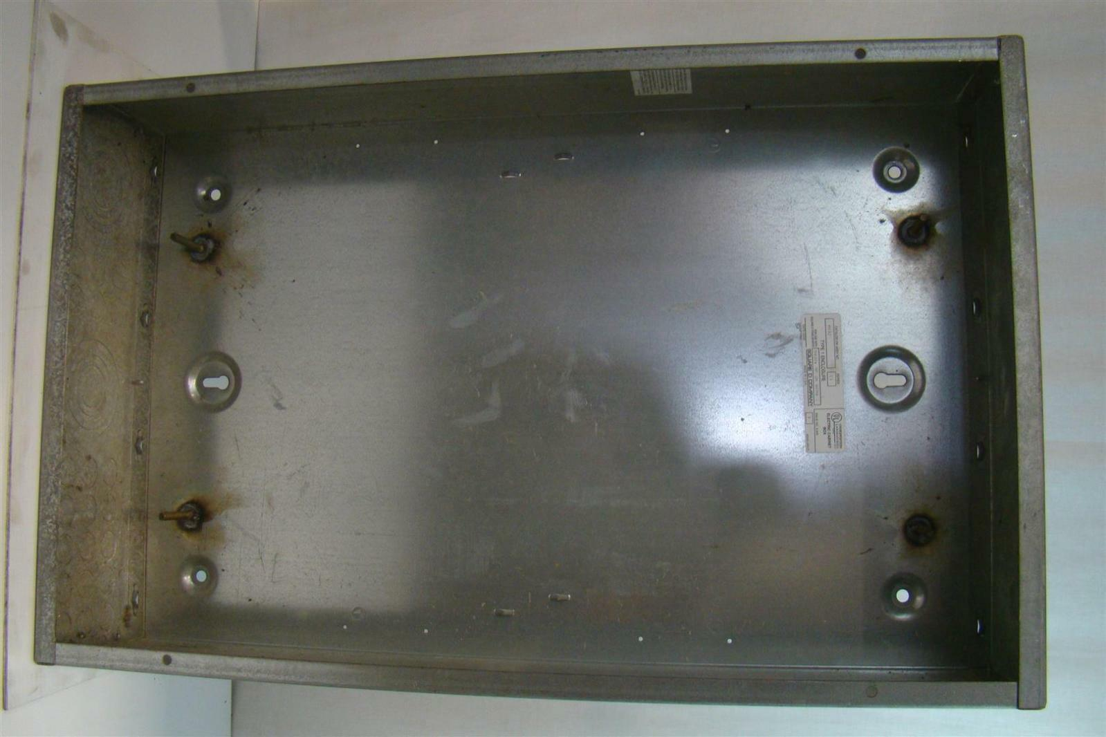 Square D Nq0d Nf Or Nehb Electric Panel Cabinet Box Cover