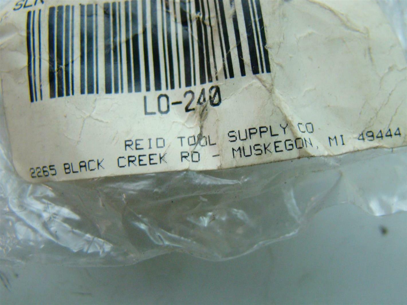 Reid Tool Supply Slr M36c L0 240