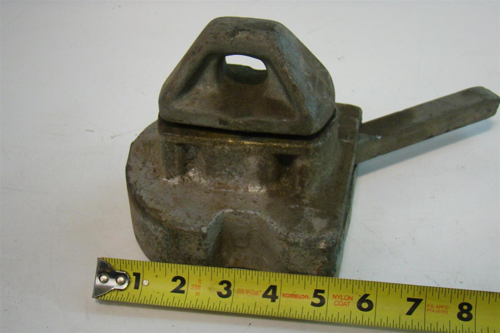 Sea shipping container lock connector twist ebay