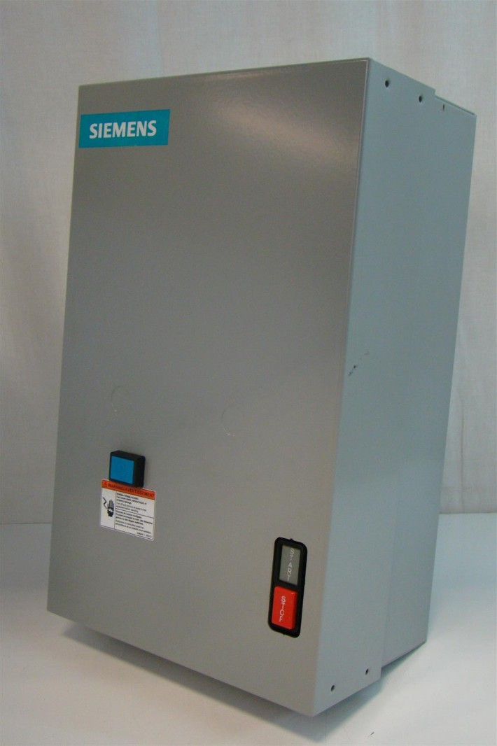 Siemens Heavy Duty Motor Starter Class 14 Magnetic Starter