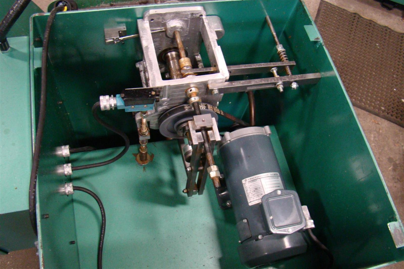 Superior honing equipment 120v ge motors and industrial for Ge motors industrial systems