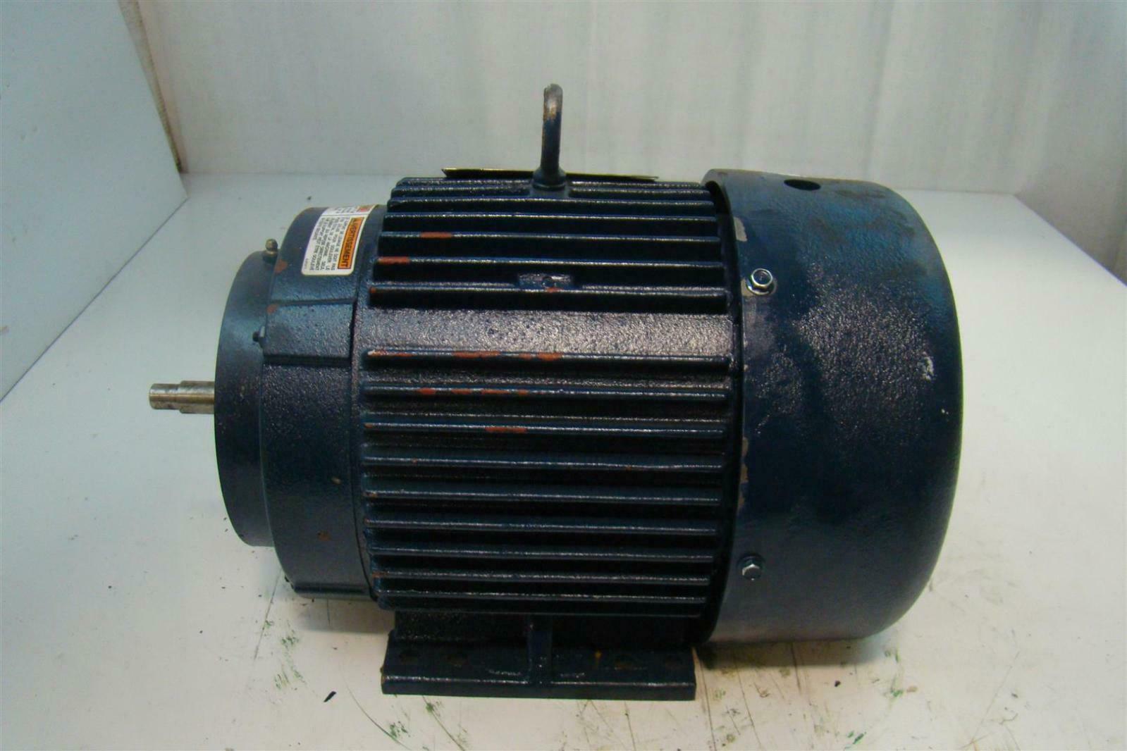 Marathon electric 5 hp motor 460v rpm2910 v380 2356231sc for 9 hp electric motor