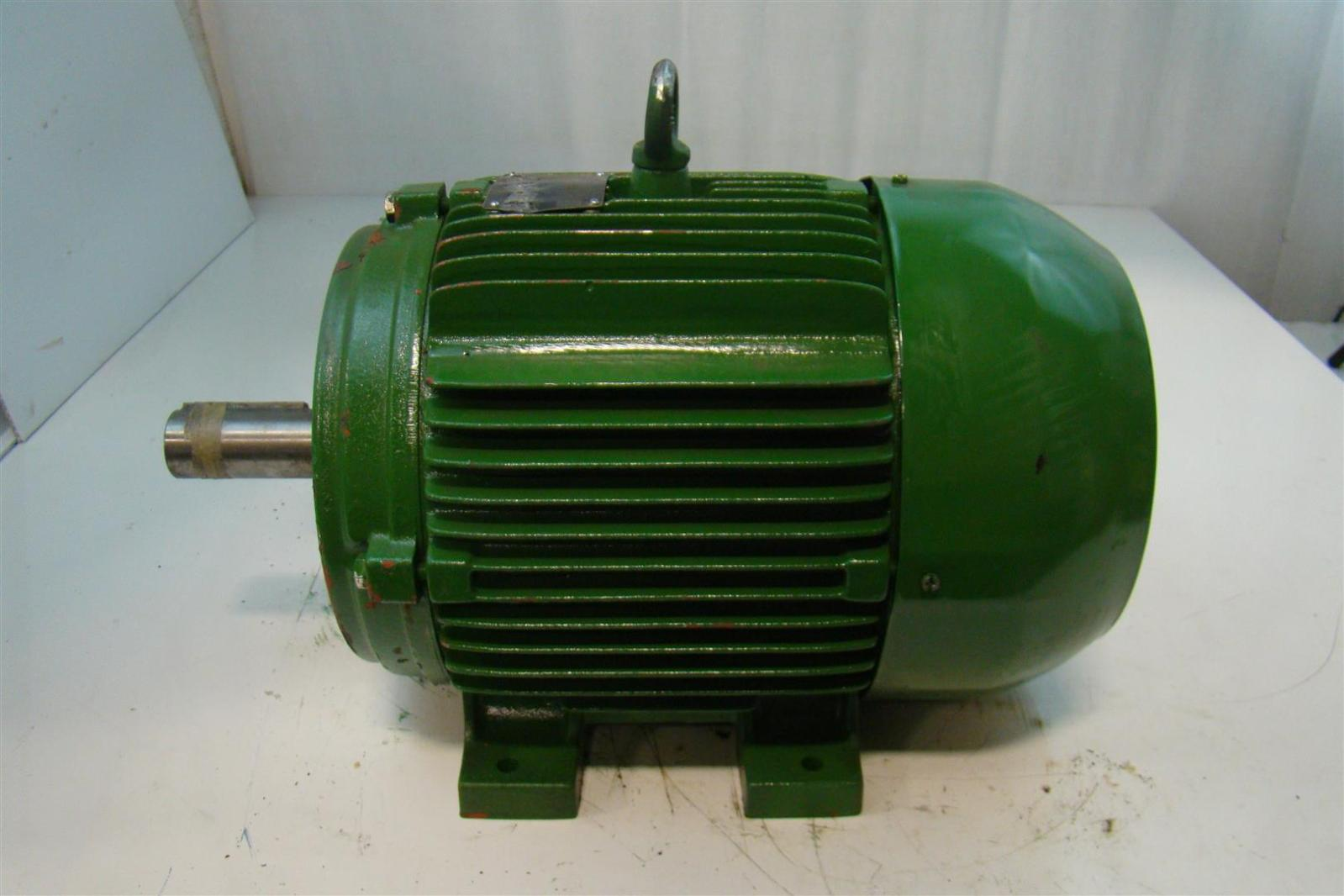 Weg 7 5hp Electric Motor 213t 380v 1750rpm 7 5hp