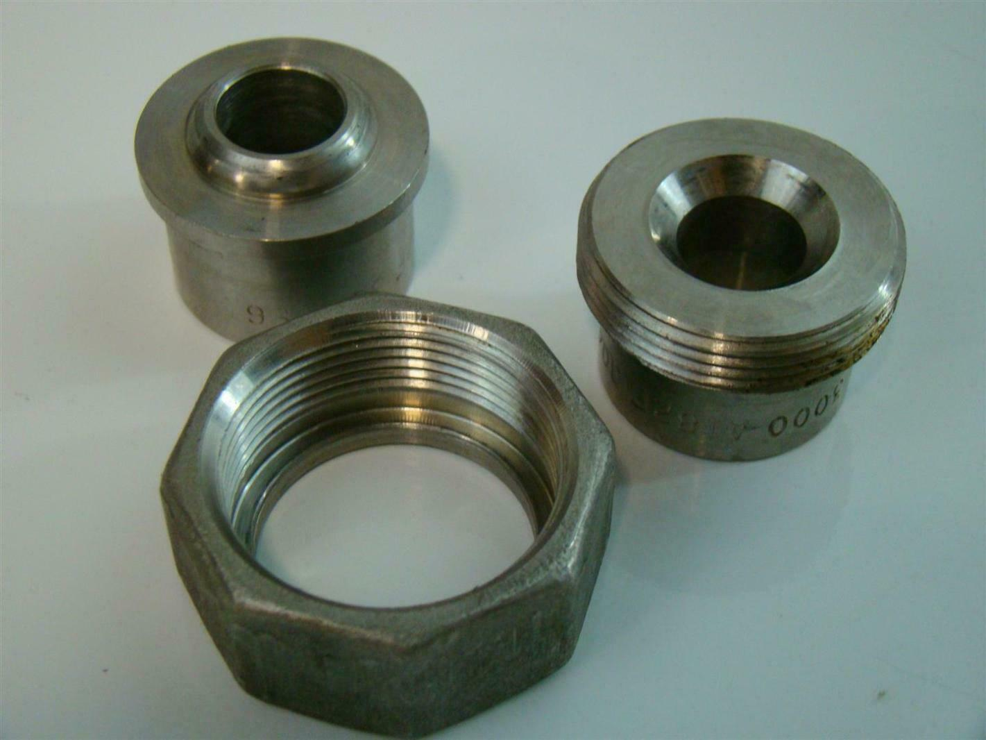 Camco stainless steel union a f ebay