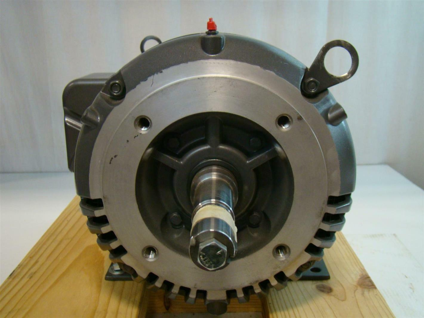 Baldor reliancer industrial motor 20hp 220 380v 50 29a Baldor industrial motor pump