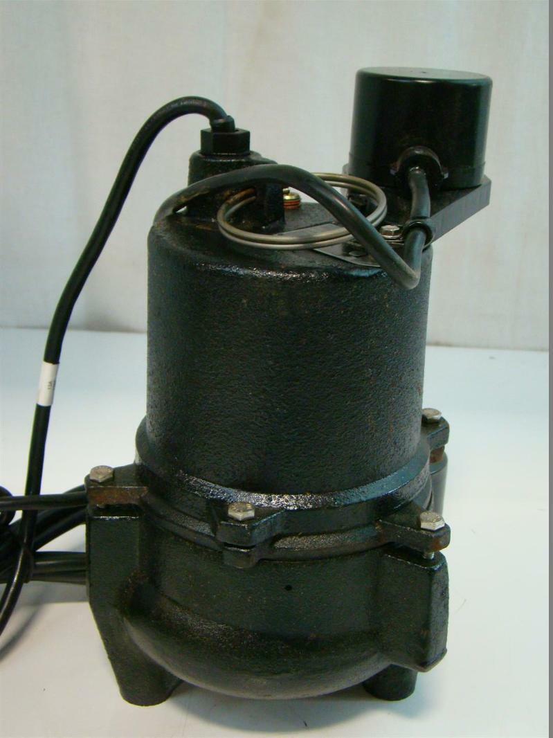 Water Ace Pump 12amps 115v 1ph R4w Ebay
