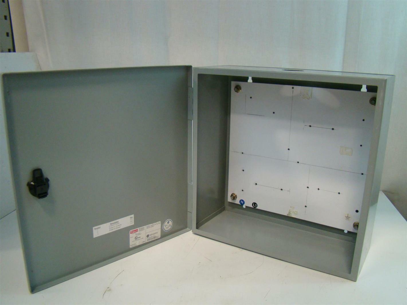 fuse box or breaker box hoffman cutout box ac-5646 a-16n16alp | ebay hoffman fuse box #6